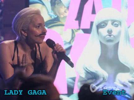 Lady Gaga Berlin – The AMPYA Moment